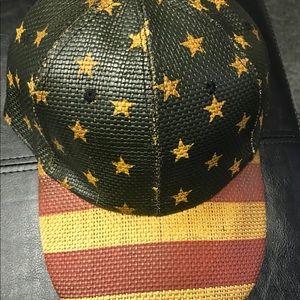 Accessories - Vintage American Flag Hat